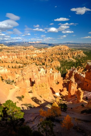 Sunset Point im Bryce Canyon
