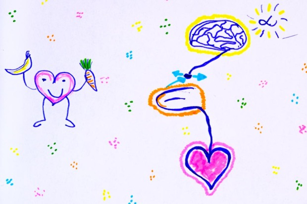 Aktivierung des Nervus Vagus und Nervus Glossopharyngeus