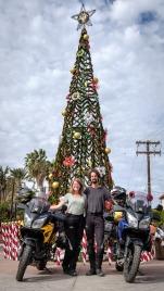 Frohe Weihnachten und Feliz Navidad aus Mexiko!