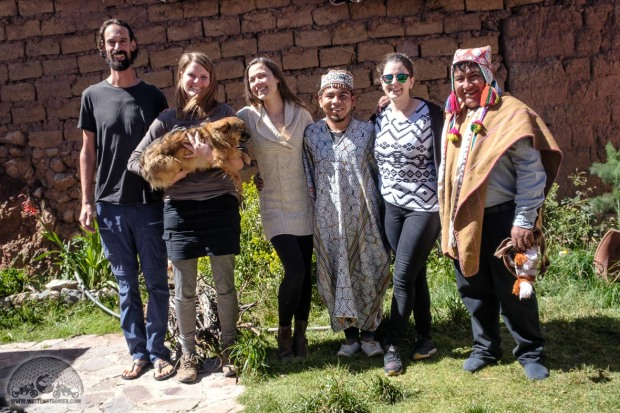 Abschiedsfoto, Andreas, Cusco, Felicitas, Healing Tree Center, Peru, Shaman_DSCF1072_1180