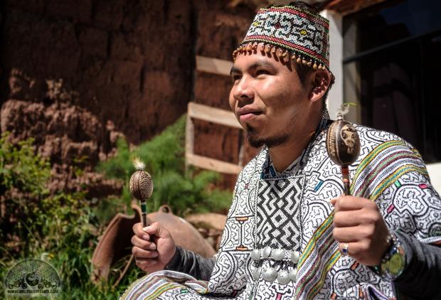 Ayahuaska Zeremonie, Cusco, Healing Tree Center, Marakas, Peru, Schamane_DSCF1096_1180
