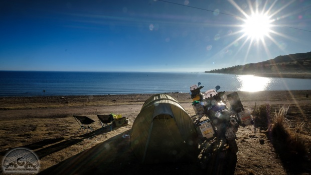 Bolivien, DL650, Helinox, Motorradweltreise, Tatonca, Titicacasee, Touratech, V-Strom, Zelten_DSCF1423_1180