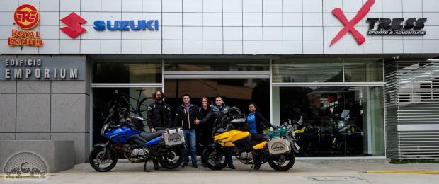 Bolivien, La Paz, Motorradweltreise, Stadler, Suzuki, Touratech, V-Strom, Xtress_DSCF1470_1180