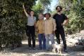 Kurz vor den Nazca-Linien dürfen wir auf einer Orangenfarm bei Norberto und Maria zelten. Außerdem werden wir für den Rest unseres Lebens mit Orangen ausgerüstet. Vielen Dank euch beiden und alles Gute für die Ernte!