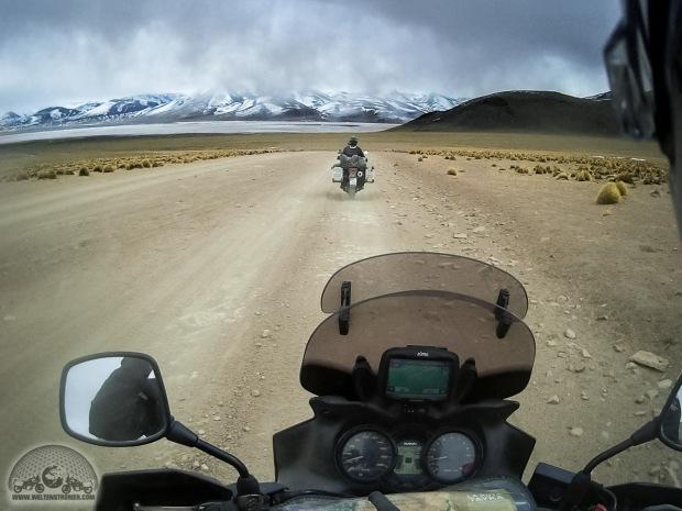 Bolivien, DL650 V-Strom, Laguna Route, Laguna Colorada, Motorradweltreise, offroad, San Pedro de Atacama, Sand, TKC70, Touratech, Uyuni_S10C0137_1180