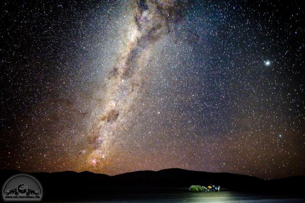 Atacama Wüste, Chile, Milchstraße, Nacht, Zelten_DSCF1945_1180